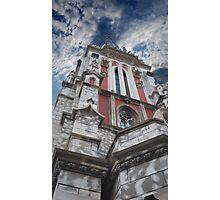 gothic architecture Photographic Print