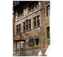Stein am Rhein  Poster