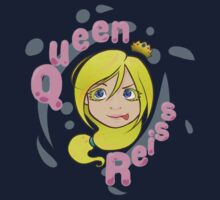 Queen Reiss Baby Tee