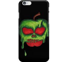 Poison Apples are the Sweetest iPhone Case/Skin