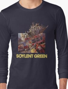 Soylent Green Long Sleeve T-Shirt