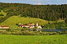 Grande Rivière village by Patrick Morand