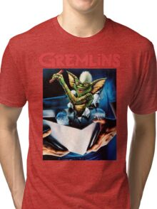 Gremlins Tri-blend T-Shirt