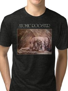 Atomic Rooster Tri-blend T-Shirt