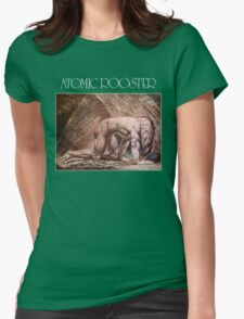 Atomic Rooster Womens Fitted T-Shirt