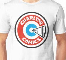 Charlton Comics logo Unisex T-Shirt