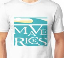 Mavericks Surfing Unisex T-Shirt