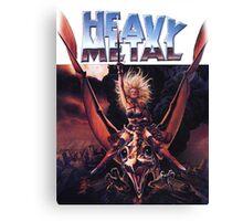 Heavy Metal Movie Canvas Print