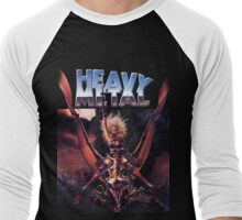 Heavy Metal Movie Men's Baseball ¾ T-Shirt