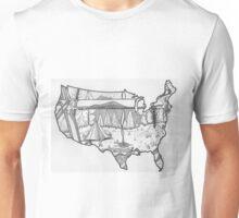 Away In The Wild... Unisex T-Shirt