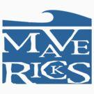 Mavericks Surfing by Zehda