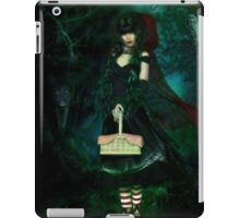Who's Afraid of the Big Bad Wolf iPad Case/Skin