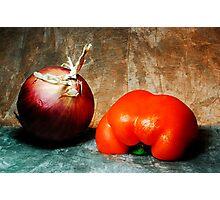 Seasoning Photographic Print