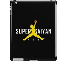 Air Super Saiyan Goku iPad Case/Skin