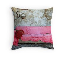 second life Throw Pillow