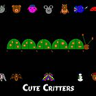 My Little Calendar Cute Critters  by Dmarie Frankulin