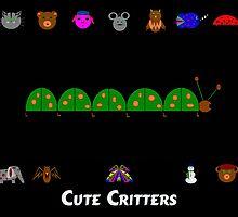 My Little Calendar Cute Critters  by Dmarie Frankulin