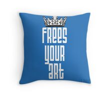 FYA - Frees Your Art #1 Throw Pillow