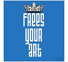 FYA - Frees Your Art #1 Photographic Print
