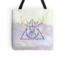 The Spirit of the Wizarding World Tote Bag