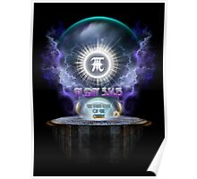 Ultimate Pi Day 3.14.15 Universal Enigma Poster