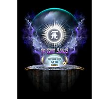 Ultimate Pi Day 3.14.15 Universal Enigma Photographic Print
