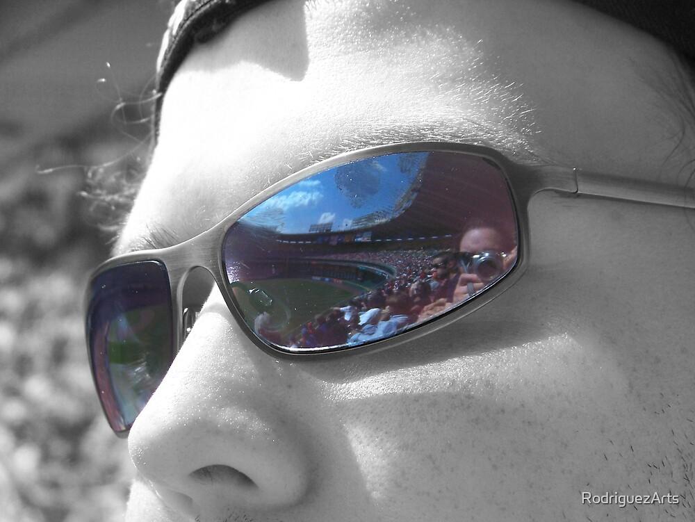 Mets Fan by RodriguezArts
