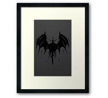 Lord of Dragons Framed Print