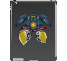 Neural Handshake iPad Case/Skin