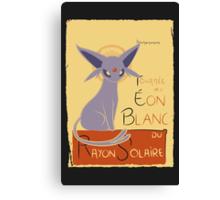 Eon Blanc Canvas Print