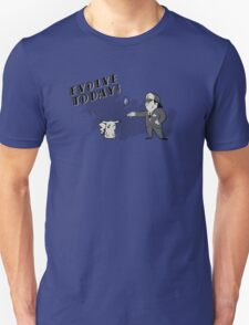 (I Don't Want to) Evolve Today! T-Shirt