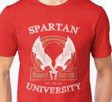 Spartan University (God of War) Unisex T-Shirt