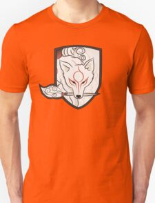 God Hound (without writing) Okami T-Shirt