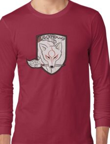 God Hound (Okami) Long Sleeve T-Shirt