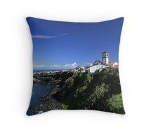 Rabo de Peixe, Azores Throw Pillow