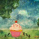 The Mice &amp; The Cupcake by Paola Jofre
