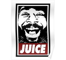 Juice (Flatbush Zombies) Poster