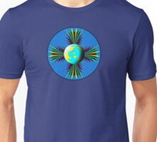 Earth Logo for Sale Unisex T-Shirt
