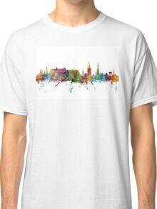 Edinburgh Scotland Skyline Classic T-Shirt