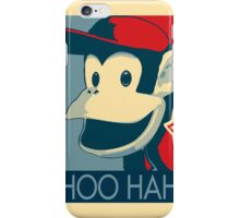 Diddy Kong - Hoo Hah iPhone Case/Skin
