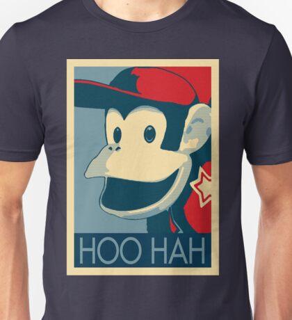 Diddy Kong - Hoo Hah Unisex T-Shirt