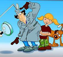 Inspector Gadget by Nornberg77