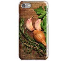 Chopping Board. iPhone Case/Skin