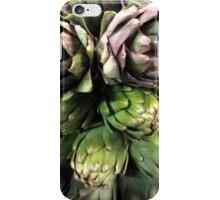 Artichokes. iPhone Case/Skin