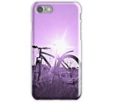Light Also Comes From Some Pedaling iPhone Case/Skin