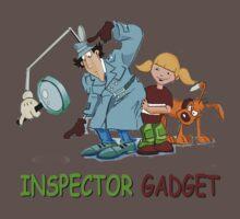 Inspector Gadget Baby Tee