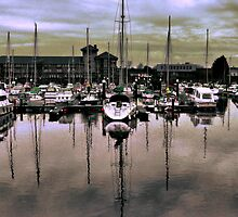 Weymouth Harbour by A90Six