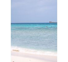 Grand Cayman Shoreline Photographic Print