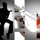 Guitar Rockstar by Joshua Rablin