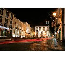 Ponta Delgada, Azores Photographic Print